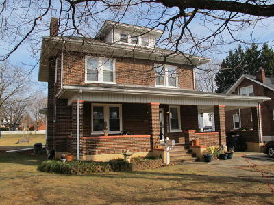 Roanoke Single Family Home For Sale: 3235 Ellsworth St NE