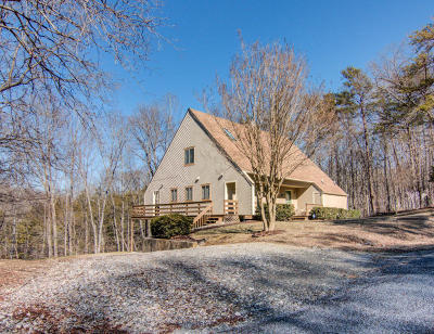 Single Family Home For Sale: 107 Brook Run