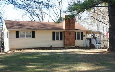 Bedford County Single Family Home For Sale: 6489 Joppa Mill Rd