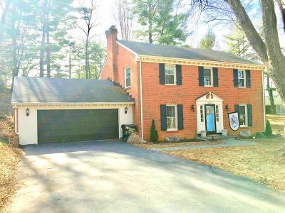 Roanoke Single Family Home For Sale: 1329 Crutchfield St