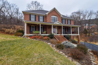 Roanoke VA Single Family Home For Sale: $500,000