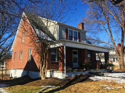 Salem Single Family Home For Sale: 411 Chestnut St
