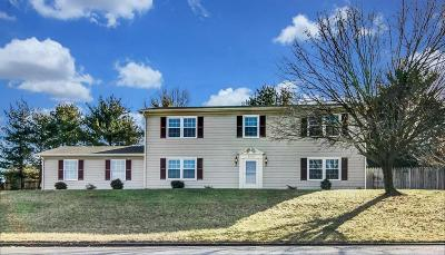 Roanoke VA Single Family Home For Sale: $204,950