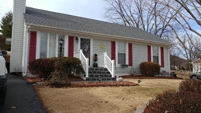 Roanoke Single Family Home For Sale: 518 Hillview Dr