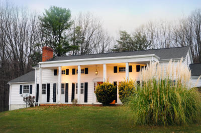 Franklin County Single Family Home For Sale: 1107 Coopers Cove Rd
