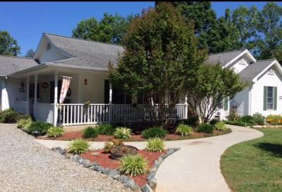 Franklin County Single Family Home For Sale: 236 Mountain Springs Ln