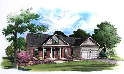 Single Family Home For Sale: Lot 509 South View Cir