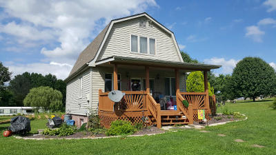 Franklin County Single Family Home For Sale: 1607 Ball Park Rd