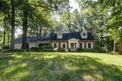 Roanoke County Single Family Home For Sale: 5201 Archer Dr