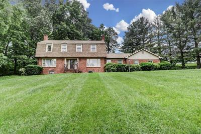 Daleville VA Single Family Home For Sale: $389,500