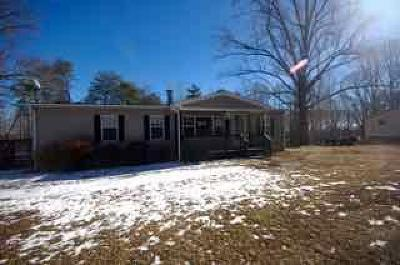 Goodview Single Family Home For Sale: 1580 Turner Branch Rd