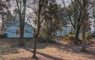 Roanoke County Single Family Home For Sale: 5346 Castle Rock Rd