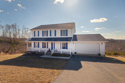 Bedford County Single Family Home For Sale: 1238 Hunters Knoll Dr