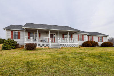 Bedford County Single Family Home For Sale: 1068 Anna Ln