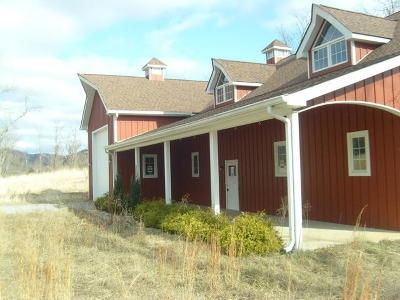 Bedford Single Family Home For Sale: 7541 Peaks Rd