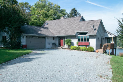 Bedford County, Franklin County, Pittsylvania County Single Family Home For Sale: 145 Lookout Pointe Dr