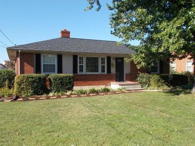Salem Single Family Home For Sale: 811 Academy St