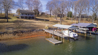 Bedford County Single Family Home For Sale: 130 Gross Point Dr