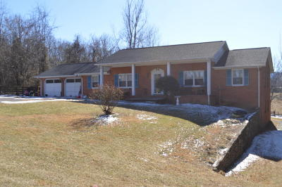Troutville Single Family Home For Sale: 344 Country View Dr
