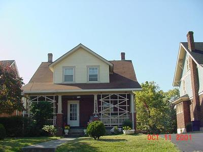 Roanoke Single Family Home For Sale: 1306 Carroll Ave NW