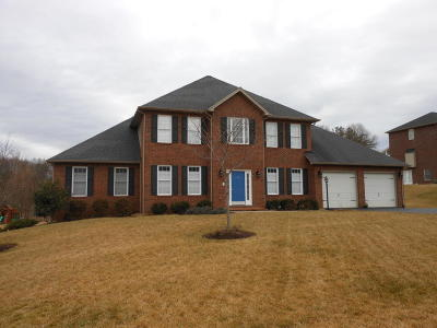 Daleville VA Single Family Home For Sale: $429,000