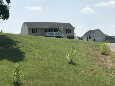 Bedford County Single Family Home For Sale: 3746 Horseshoe Bend Rd