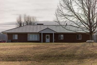 Botetourt County Single Family Home For Sale: 11712 Lee Hwy