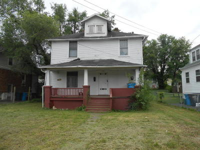 Roanoke Multi Family Home For Sale: 1016 Rugby Blvd NW