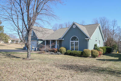Single Family Home For Sale: 440 Back Nine Dr