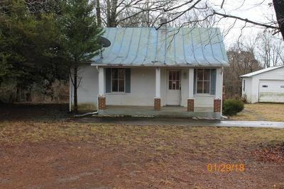 Bedford County Single Family Home For Sale: 1554 Irving Rd