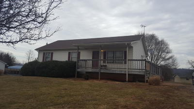 Goodview Single Family Home For Sale: 1220 Sandy Level Rd