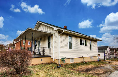 Roanoke County Single Family Home For Sale: 335 Bowman St