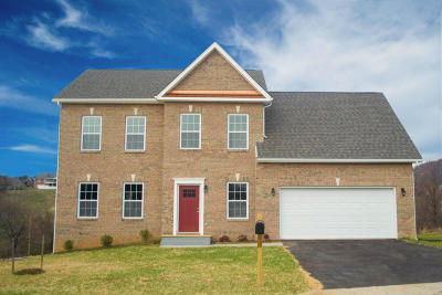 Roanoke County Single Family Home For Sale: 2954 Adam Dr