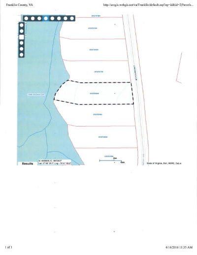 Bedford County Residential Lots & Land For Sale: Lot 38 Lakewatch Cir