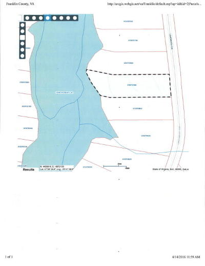 Bedford County Residential Lots & Land For Sale: Lot 40 Lakewatch Cir