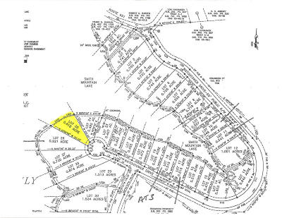 Bedford County Residential Lots & Land For Sale: Lot 25 Watchtower Dr
