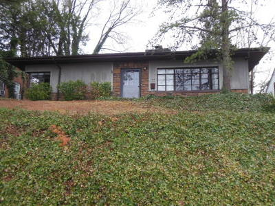 Roanoke City County Single Family Home For Sale: 1148 Hamilton Ave SW