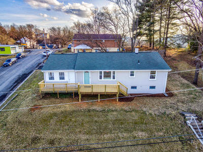 Roanoke County Single Family Home For Sale: 137 Crestview Ave