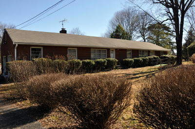 Roanoke County Single Family Home For Sale: 6545 Pendleton Ave