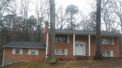 Roanoke County Single Family Home For Sale: 3012 Loch Haven Dr