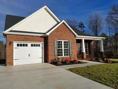 Salem Single Family Home For Sale: 4682 Alleghany Dr