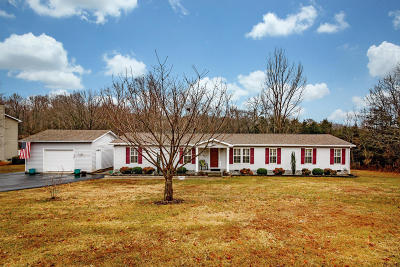 Bedford County Single Family Home For Sale: 730 Bluewater Dr