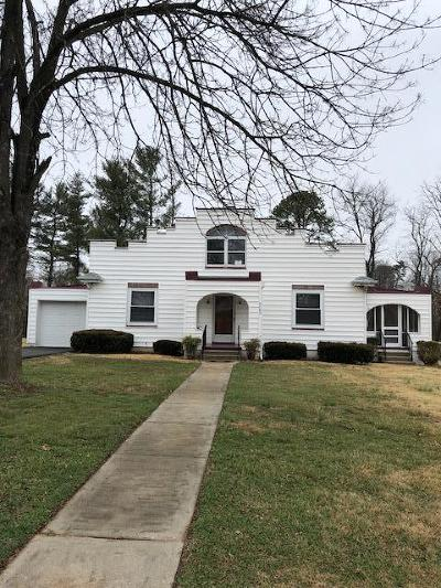 Roanoke County Single Family Home For Sale: 3703 Lake Dr SW