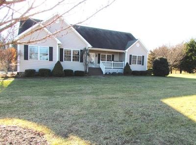 Single Family Home Sold: 1885 Jubal Early Hwy