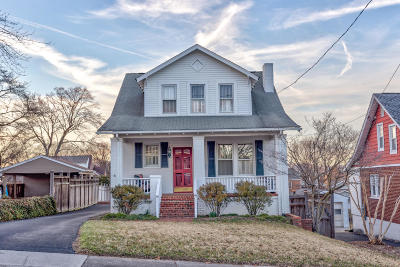 Roanoke City County Single Family Home For Sale: 2523 Montgomery Ave