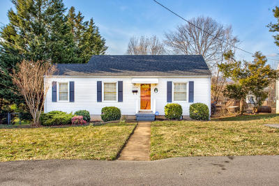 Roanoke Single Family Home For Sale: 2514 Avalon Ave NW