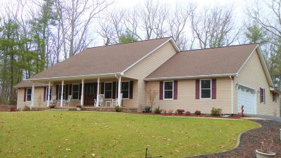 Franklin County Single Family Home For Sale: 945 Claybanks Dr