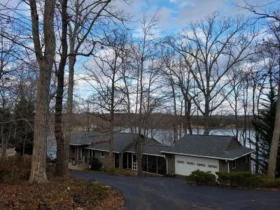 Bedford County, Franklin County, Pittsylvania County Single Family Home For Sale: 621 Fox Chase Rd