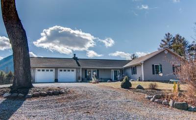 Salem Single Family Home For Sale: 6302 Dry Hollow Rd