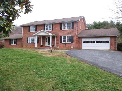 Botetourt County Single Family Home For Sale: 349 Arch Mill Rd